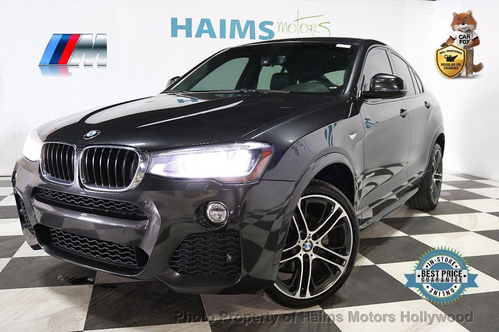 2015 BMW X4 xDrive28i - 17785333 - 0