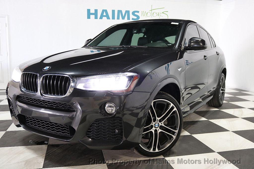 2015 BMW X4 xDrive28i - 17785333 - 1
