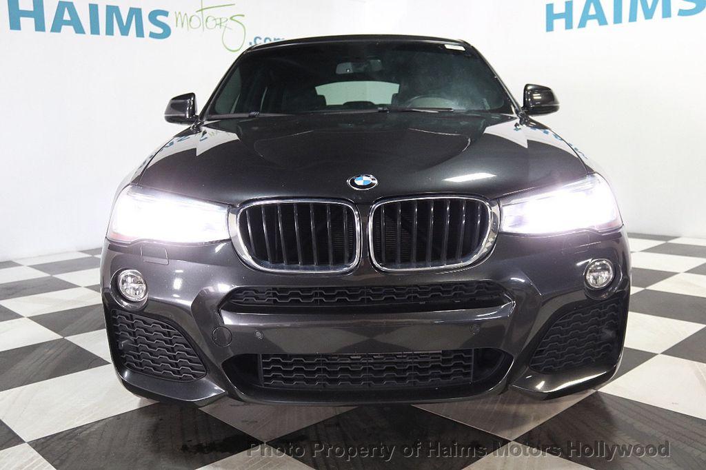 2015 BMW X4 xDrive28i - 17785333 - 2