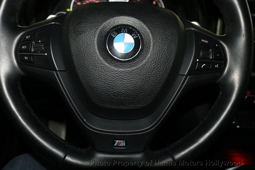 2015 BMW X4 xDrive28i - 17785333 - 34