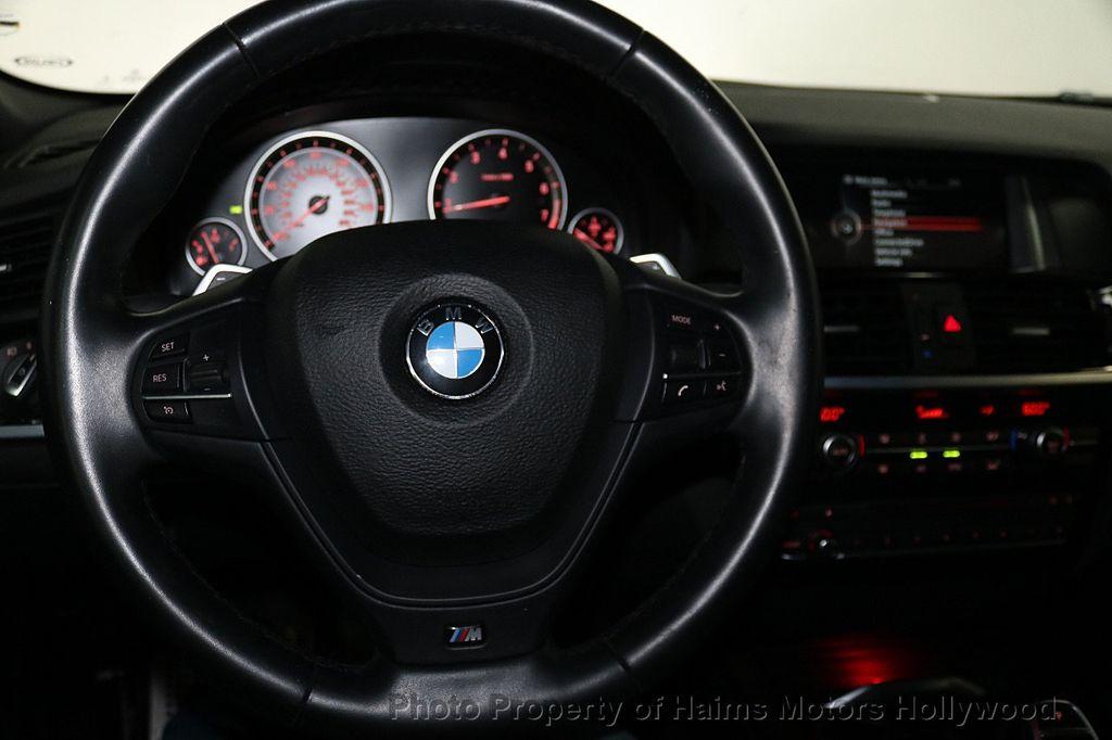2015 BMW X4 xDrive28i - 17785333 - 35