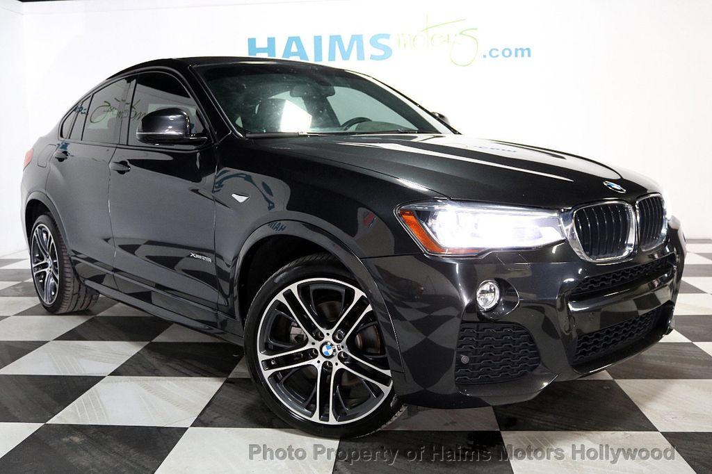 2015 BMW X4 xDrive28i - 17785333 - 3