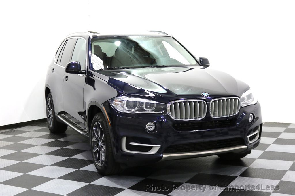2015 BMW X5 CERTIFIED X5 xDRIVE35d Turbo Diesel XLINE AWD CAMERA NAVI - 17679936 - 1