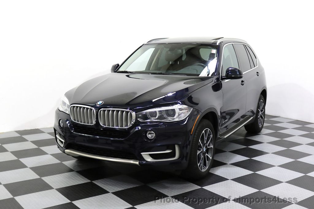 2015 BMW X5 CERTIFIED X5 xDRIVE35d Turbo Diesel XLINE AWD CAMERA NAVI - 17679936 - 45