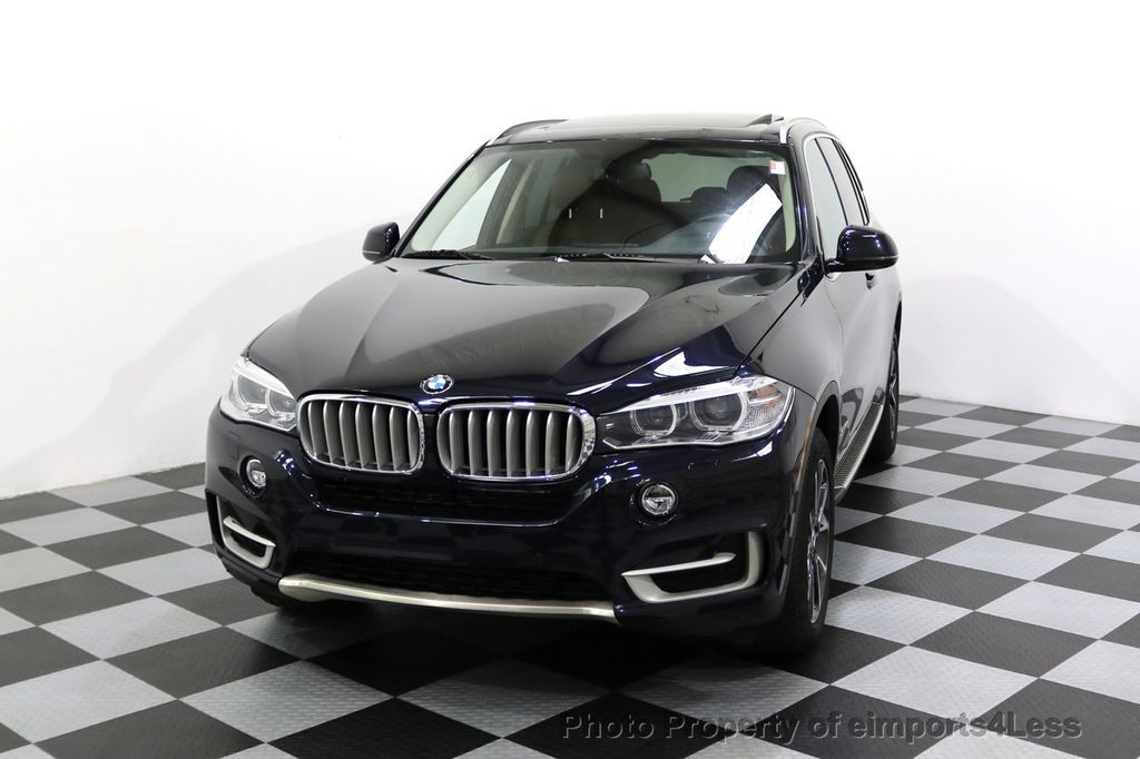 2015 BMW X5 CERTIFIED X5 xDRIVE35d Turbo Diesel XLINE AWD CAMERA NAVI - 17679936 - 53
