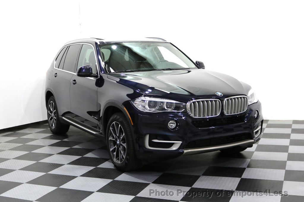 2015 BMW X5 CERTIFIED X5 xDRIVE35d Turbo Diesel XLINE AWD CAMERA NAVI - 17679936 - 54