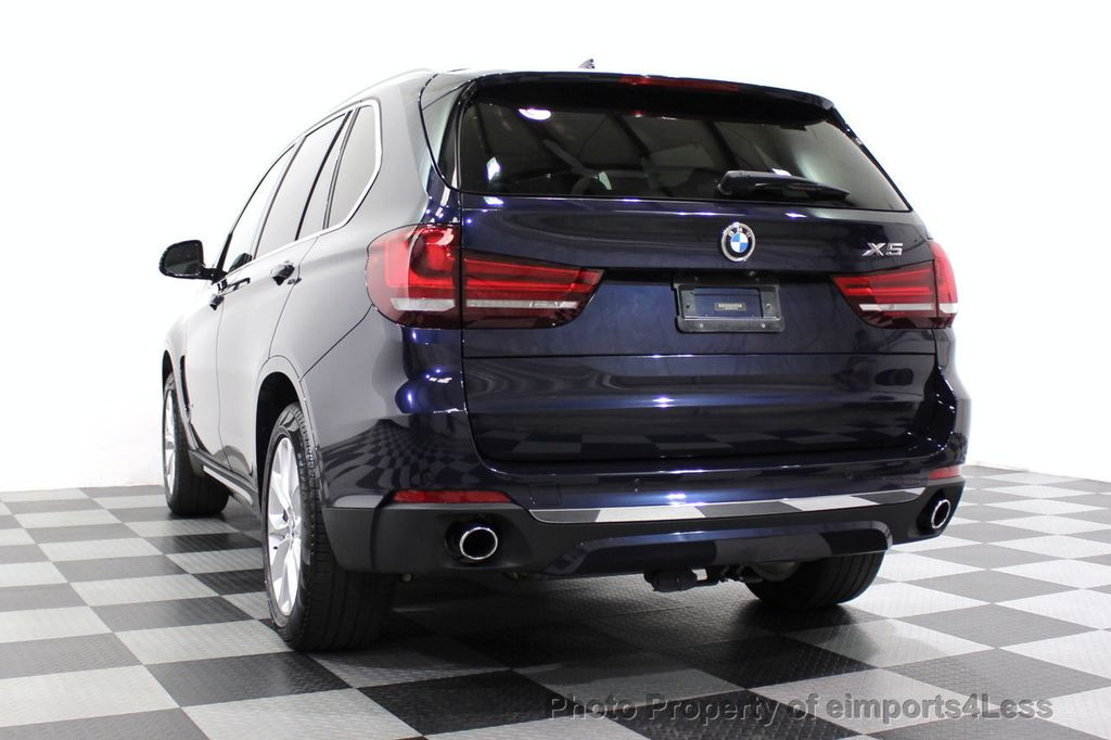 2015 BMW X5 CERTIFIED X5 xDRIVE35i AWD 7-Passenger BLIND SPOT CAMERA NAVI - 18196765 - 17