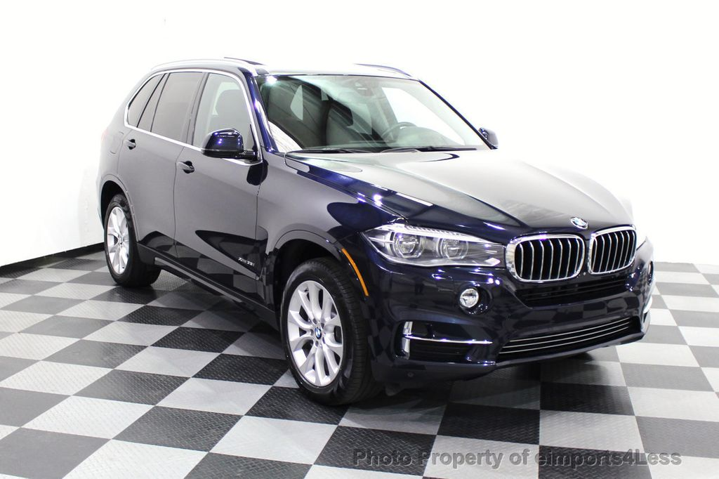2015 BMW X5 CERTIFIED X5 xDRIVE35i AWD 7-Passenger BLIND SPOT CAMERA NAVI - 18196765 - 1