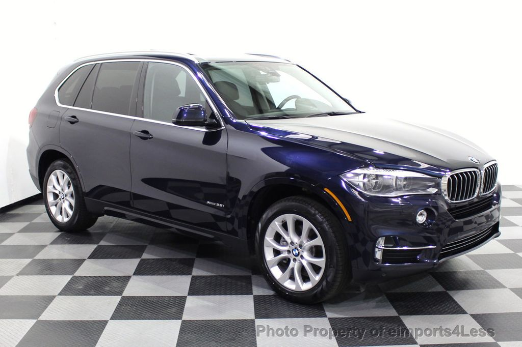 2015 BMW X5 CERTIFIED X5 xDRIVE35i AWD 7-Passenger BLIND SPOT CAMERA NAVI - 18196765 - 32