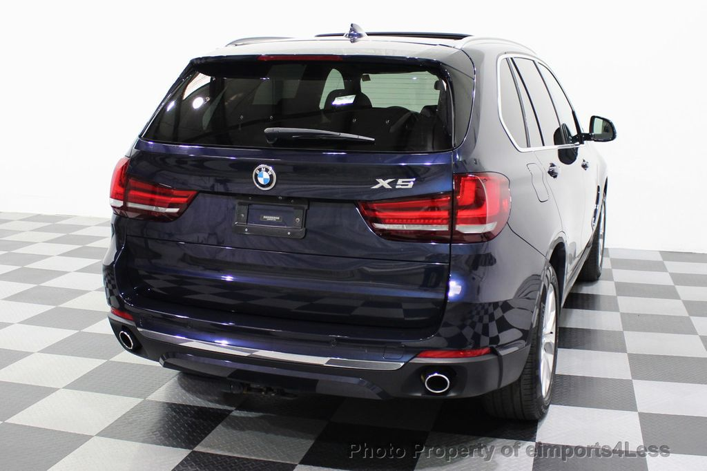 2015 BMW X5 CERTIFIED X5 xDRIVE35i AWD 7-Passenger BLIND SPOT CAMERA NAVI - 18196765 - 35
