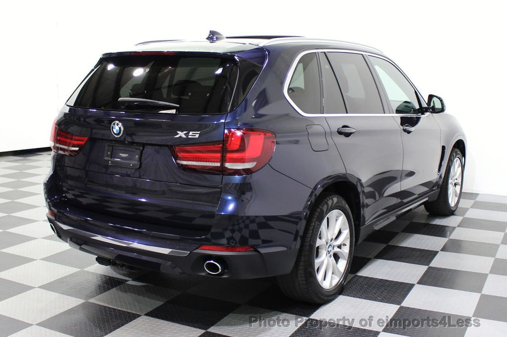 2015 BMW X5 CERTIFIED X5 xDRIVE35i AWD 7-Passenger BLIND SPOT CAMERA NAVI - 18196765 - 3