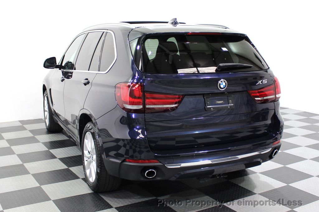 2015 BMW X5 CERTIFIED X5 xDRIVE35i AWD 7-Passenger BLIND SPOT CAMERA NAVI - 18196765 - 50