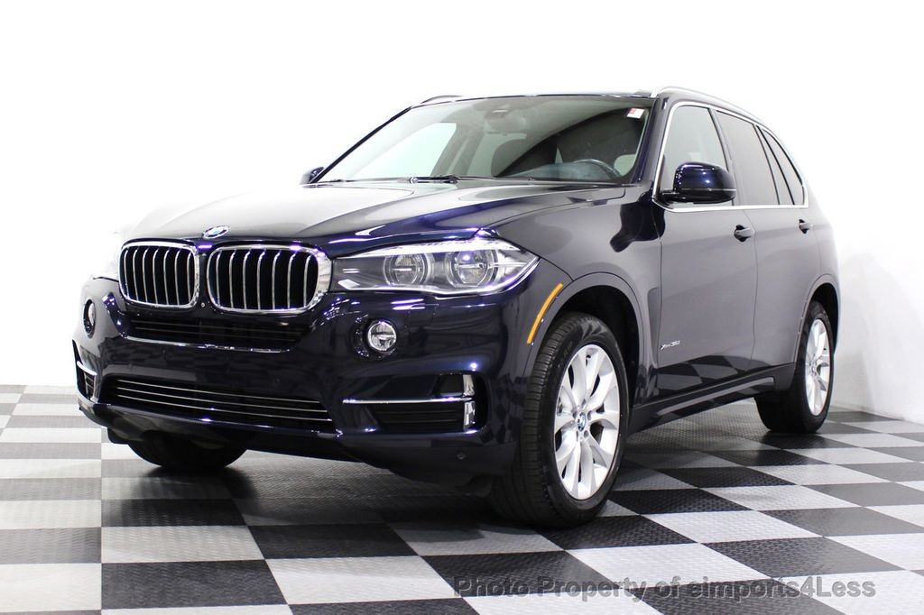2015 BMW X5 CERTIFIED X5 xDRIVE35i AWD 7-Passenger BLIND SPOT CAMERA NAVI - 18196765 - 56