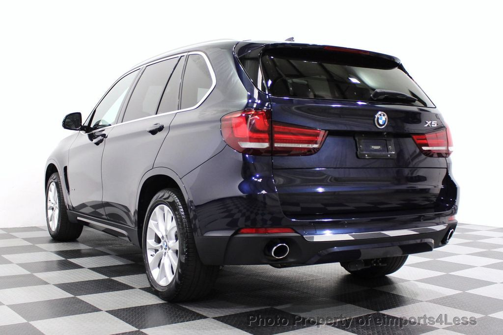 2015 BMW X5 CERTIFIED X5 xDRIVE35i AWD 7-Passenger BLIND SPOT CAMERA NAVI - 18196765 - 58