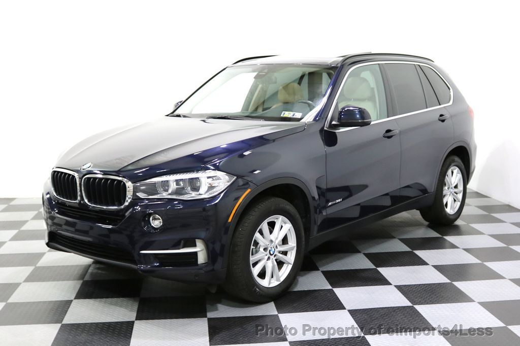 2015 BMW X5 CERTIFIED X5 xDRIVE35i AWD Blind Spot Assist NAVI - 17857619 - 15