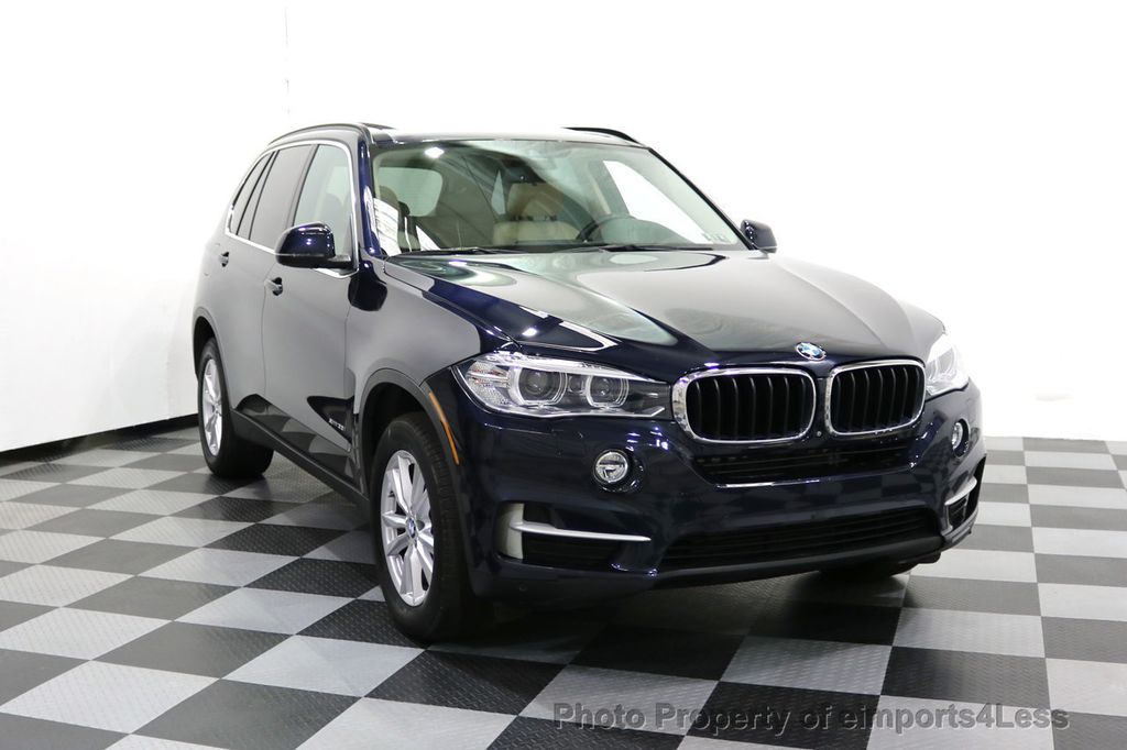 2015 BMW X5 CERTIFIED X5 xDRIVE35i AWD Blind Spot Assist NAVI - 17857619 - 16