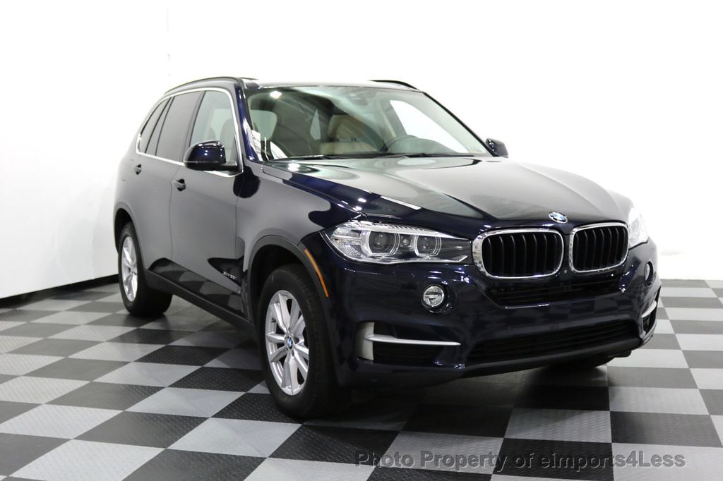 2015 BMW X5 CERTIFIED X5 xDRIVE35i AWD Blind Spot Assist NAVI - 17857619 - 1