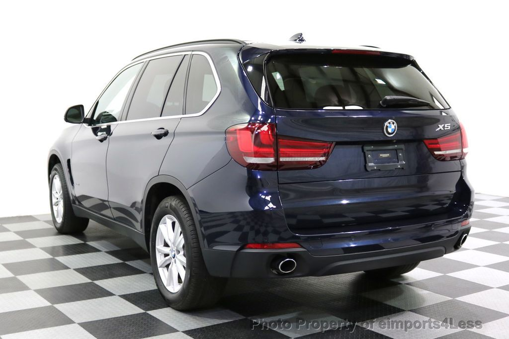 2015 BMW X5 CERTIFIED X5 xDRIVE35i AWD Blind Spot Assist NAVI - 17857619 - 2