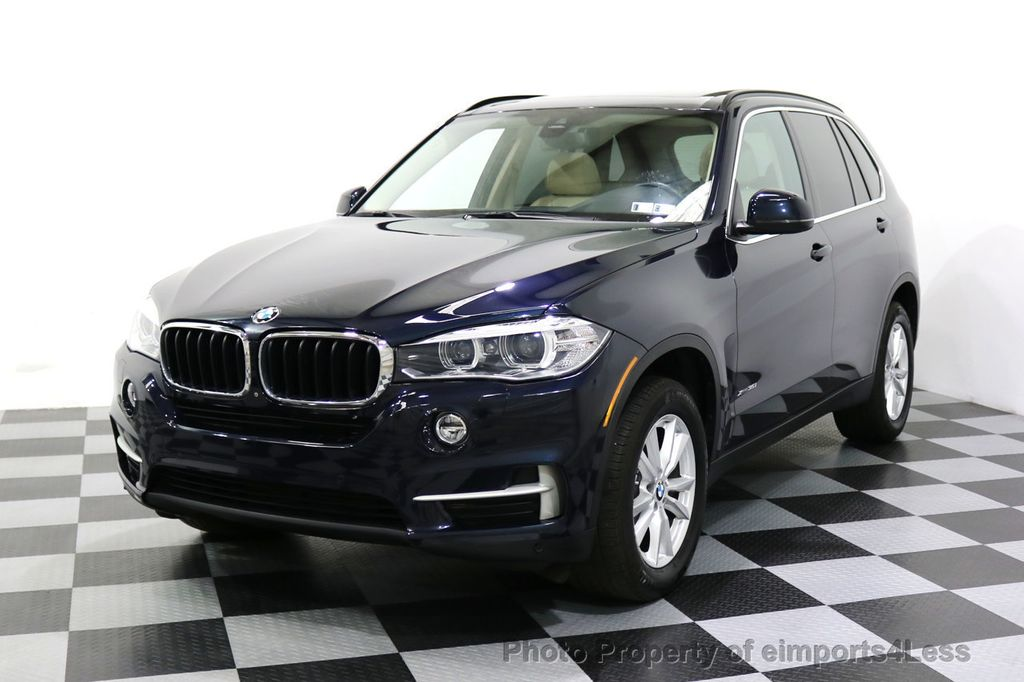 2015 BMW X5 CERTIFIED X5 xDRIVE35i AWD Blind Spot Assist NAVI - 17857619 - 29