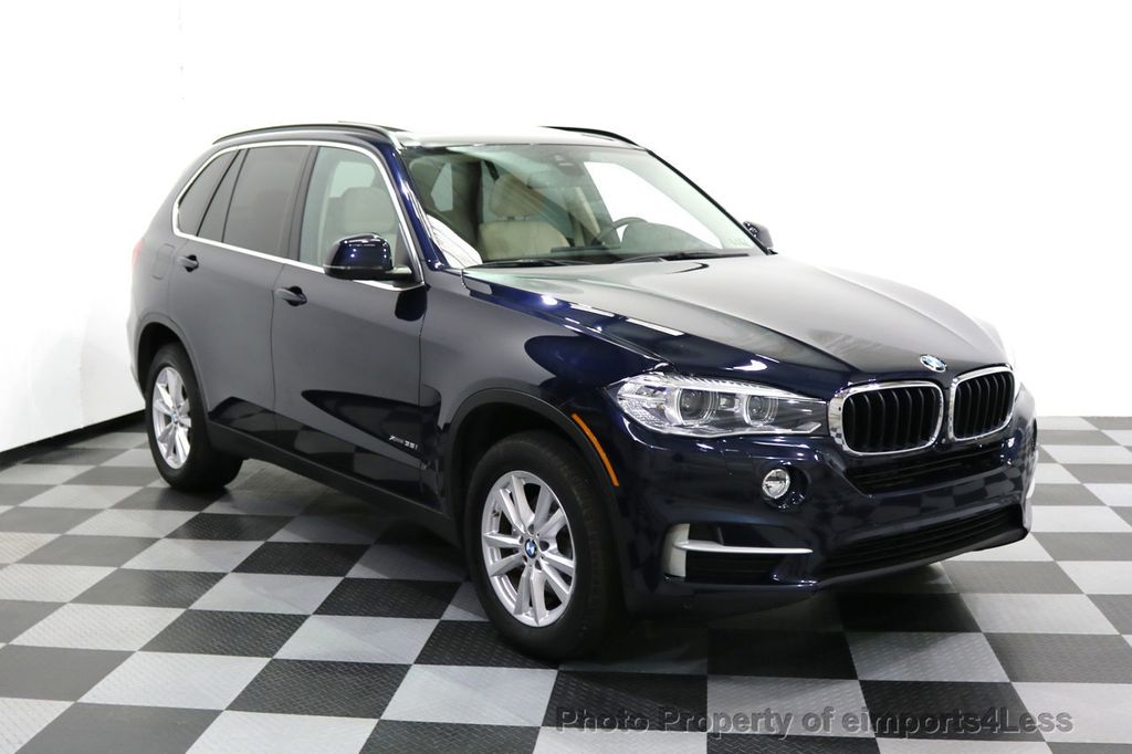 2015 BMW X5 CERTIFIED X5 xDRIVE35i AWD Blind Spot Assist NAVI - 17857619 - 30