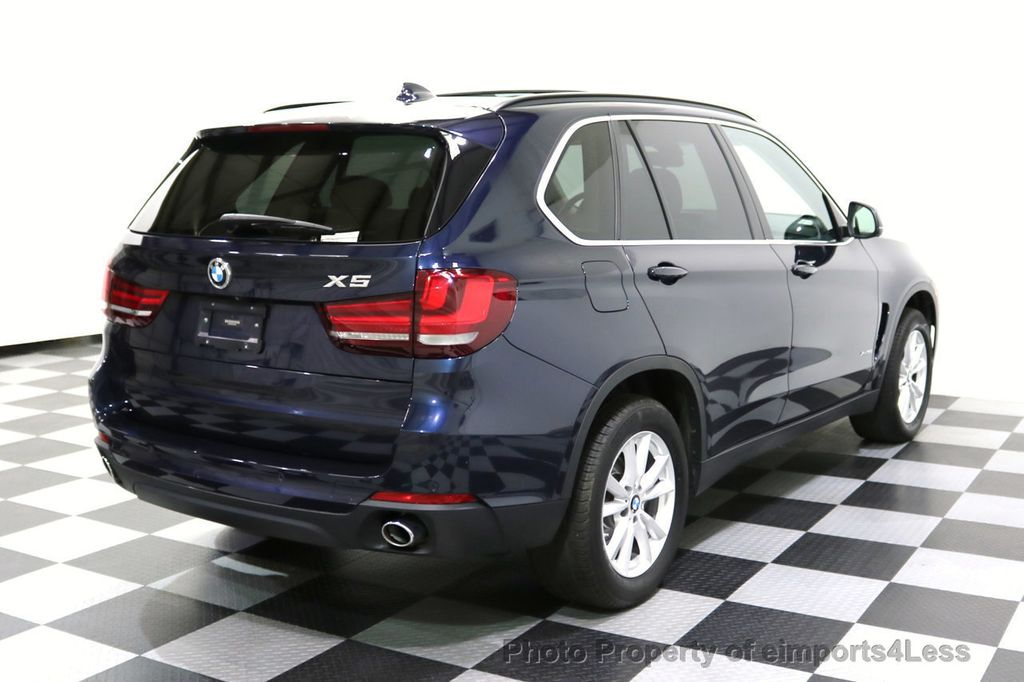 2015 BMW X5 CERTIFIED X5 xDRIVE35i AWD Blind Spot Assist NAVI - 17857619 - 3