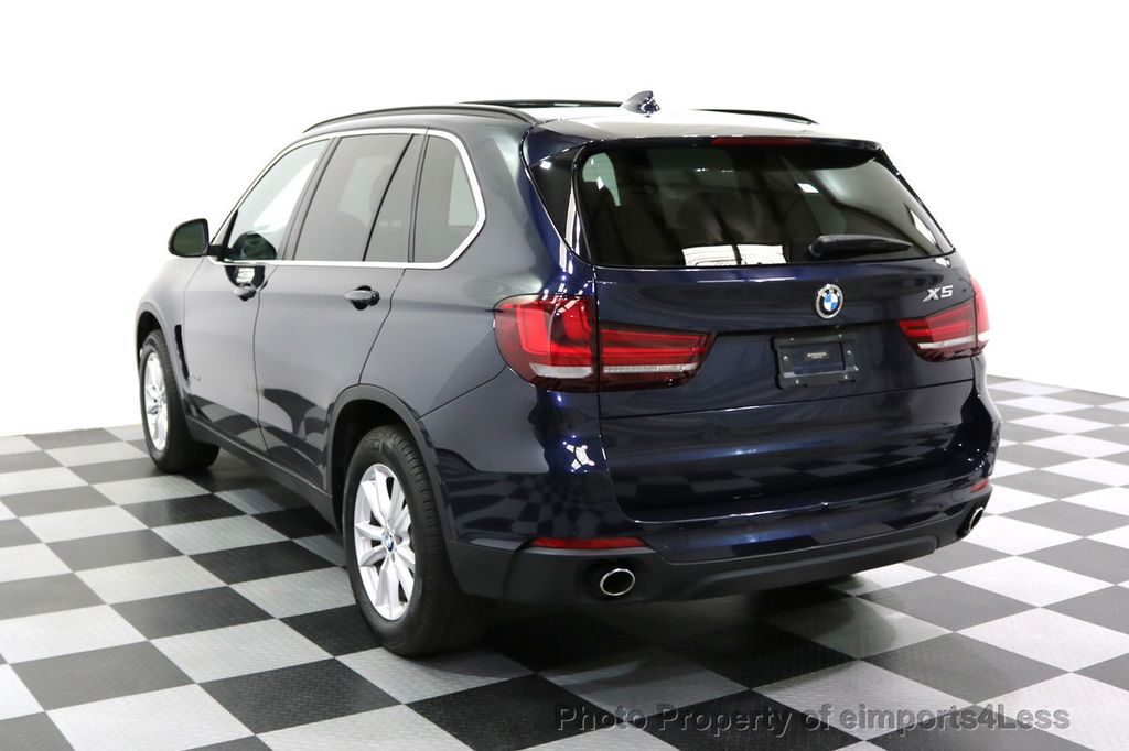 2015 BMW X5 CERTIFIED X5 xDRIVE35i AWD Blind Spot Assist NAVI - 17857619 - 45