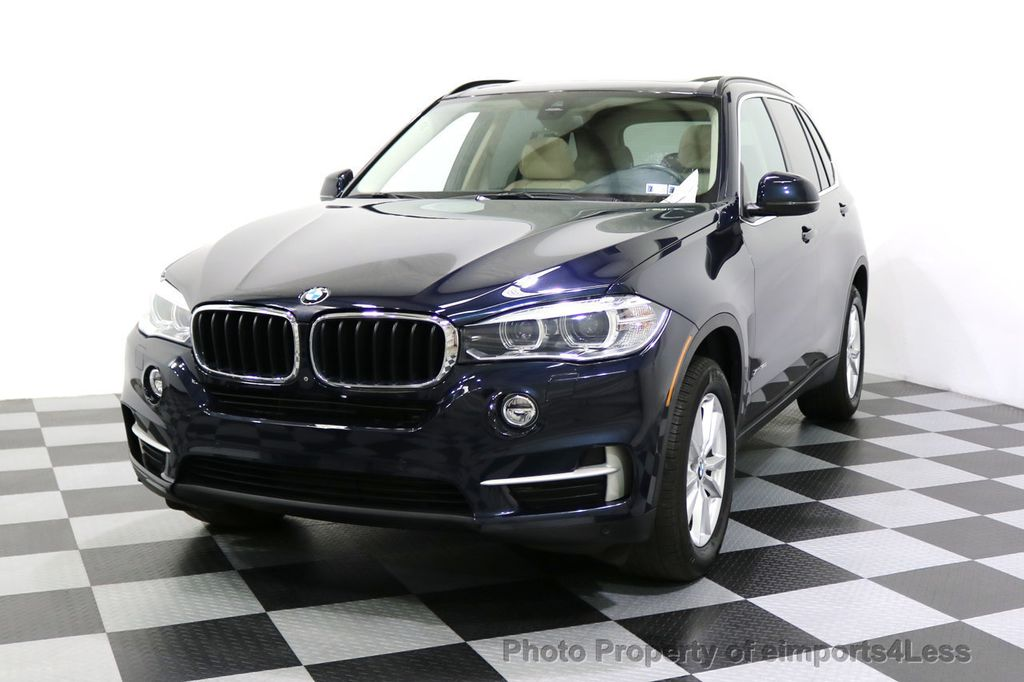 2015 BMW X5 CERTIFIED X5 xDRIVE35i AWD Blind Spot Assist NAVI - 17857619 - 51