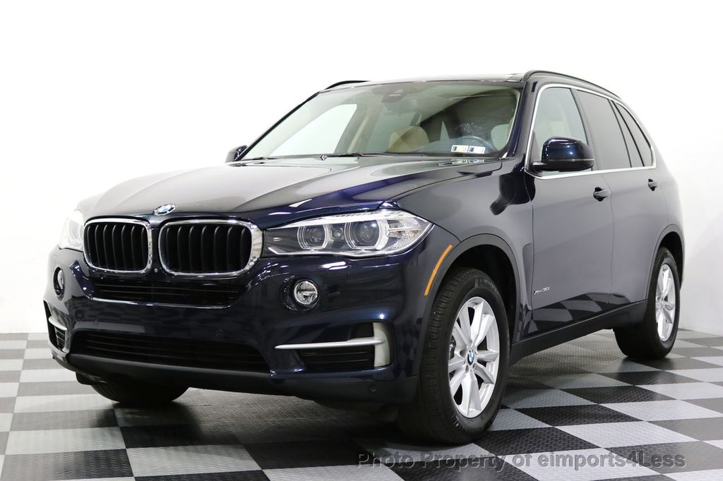 2015 BMW X5 CERTIFIED X5 xDRIVE35i AWD Blind Spot Assist NAVI - 17857619 - 52