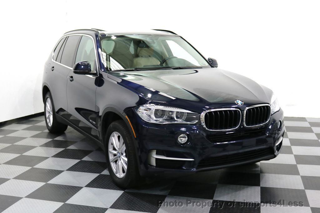 2015 BMW X5 CERTIFIED X5 xDRIVE35i AWD Blind Spot Assist NAVI - 17857619 - 55