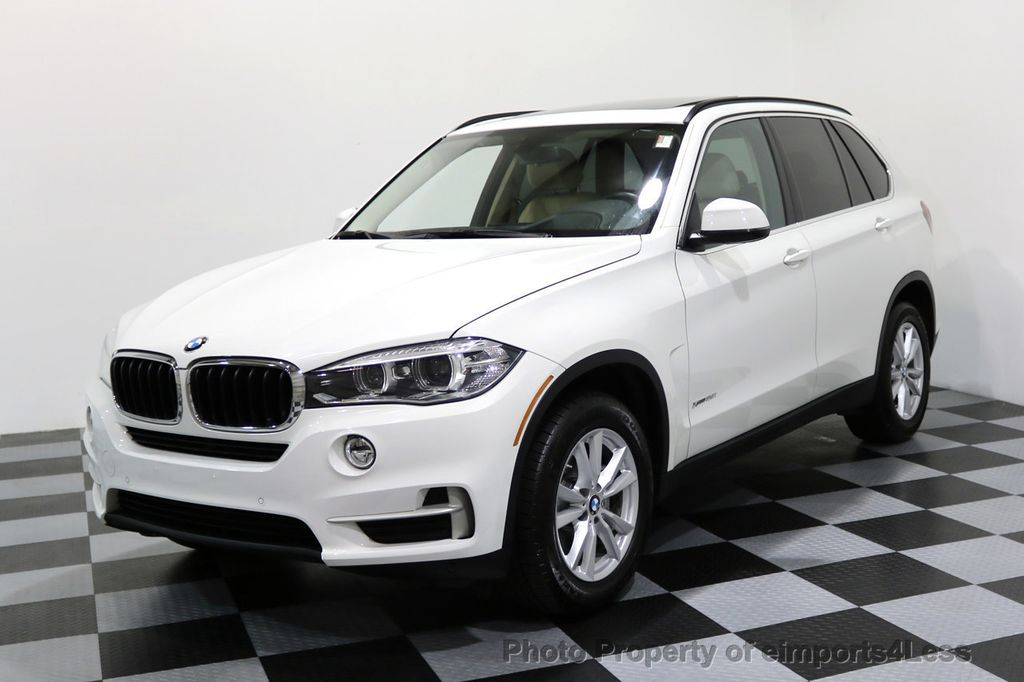 2015 BMW X5 CERTIFIED X5 xDRIVE35i AWD CAMERA NAVI - 17046605 - 0