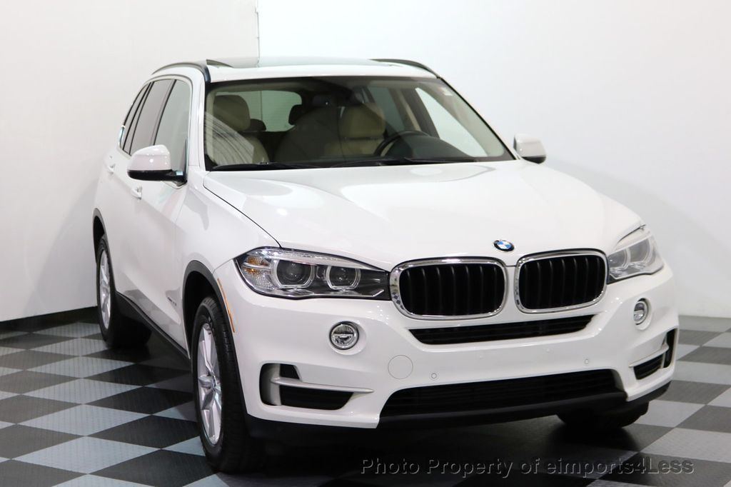 2015 BMW X5 CERTIFIED X5 xDRIVE35i AWD CAMERA NAVI - 17046605 - 14