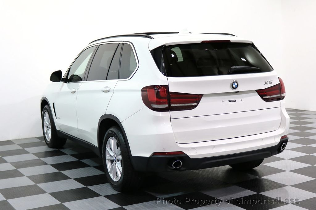 2015 BMW X5 CERTIFIED X5 xDRIVE35i AWD CAMERA NAVI - 17046605 - 15