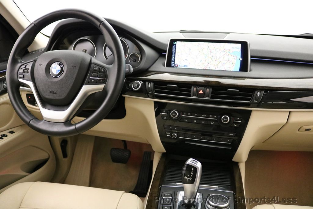 2015 BMW X5 CERTIFIED X5 xDRIVE35i AWD CAMERA NAVI - 17046605 - 23