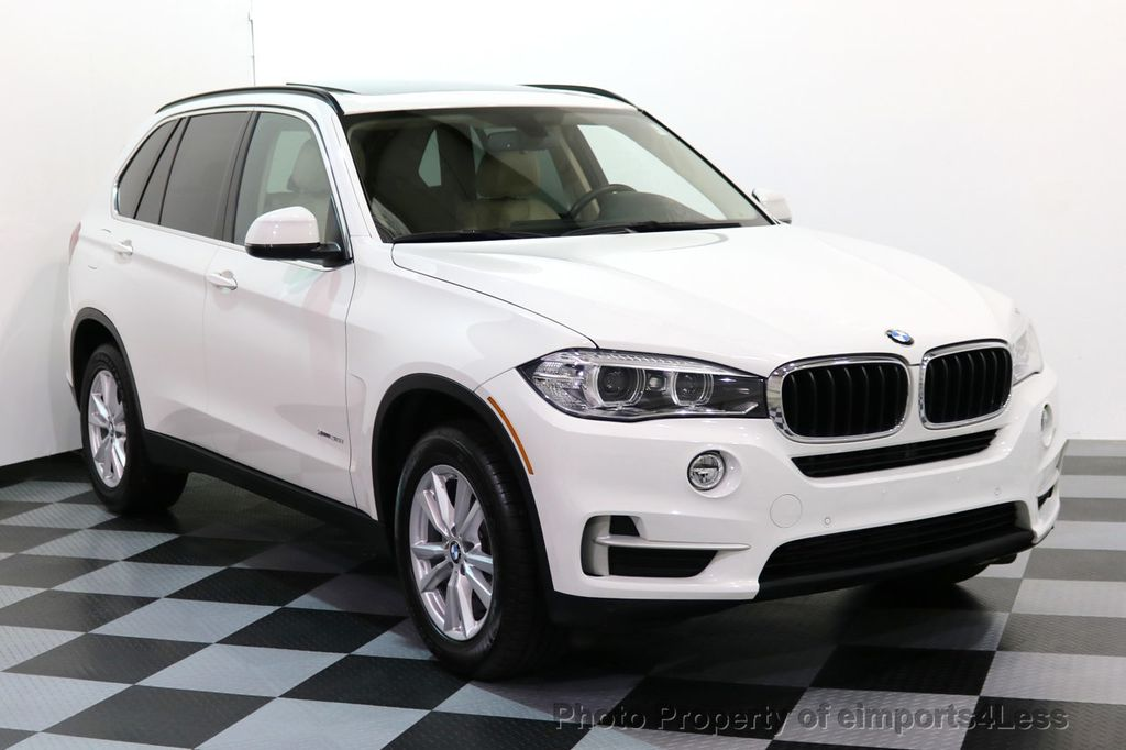 2015 BMW X5 CERTIFIED X5 xDRIVE35i AWD CAMERA NAVI - 17046605 - 30
