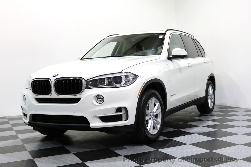 2015 BMW X5 CERTIFIED X5 xDRIVE35i AWD CAMERA NAVI - 17046605 - 46