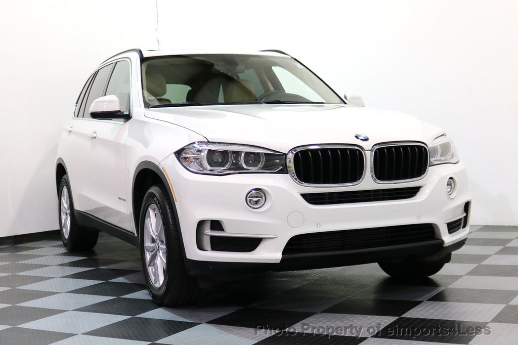 2015 BMW X5 CERTIFIED X5 xDRIVE35i AWD CAMERA NAVI - 17046605 - 47