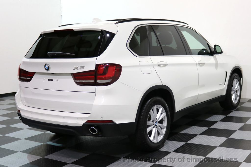 2015 BMW X5 CERTIFIED X5 xDRIVE35i AWD CAMERA NAVI - 17046605 - 52