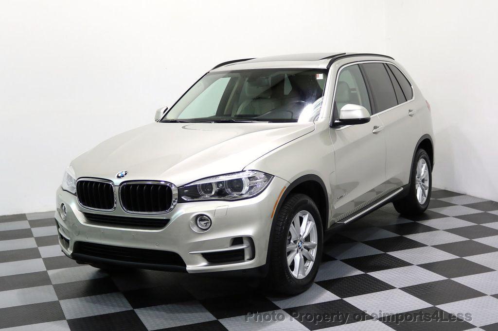 2015 BMW X5 CERTIFIED X5 xDRIVE35i AWD CAMERA NAVIGATION - 17143764 - 0