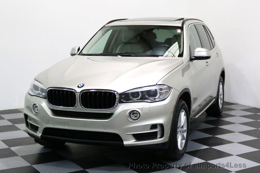 2015 BMW X5 CERTIFIED X5 xDRIVE35i AWD CAMERA NAVIGATION - 17143764 - 13
