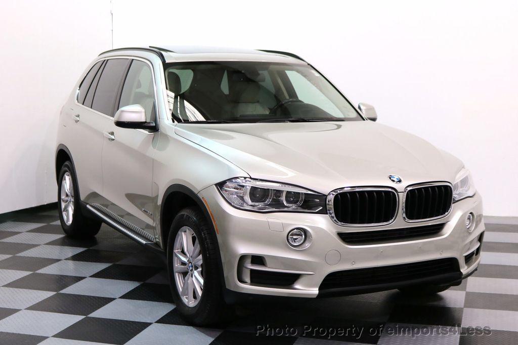 2015 BMW X5 CERTIFIED X5 xDRIVE35i AWD CAMERA NAVIGATION - 17143764 - 1