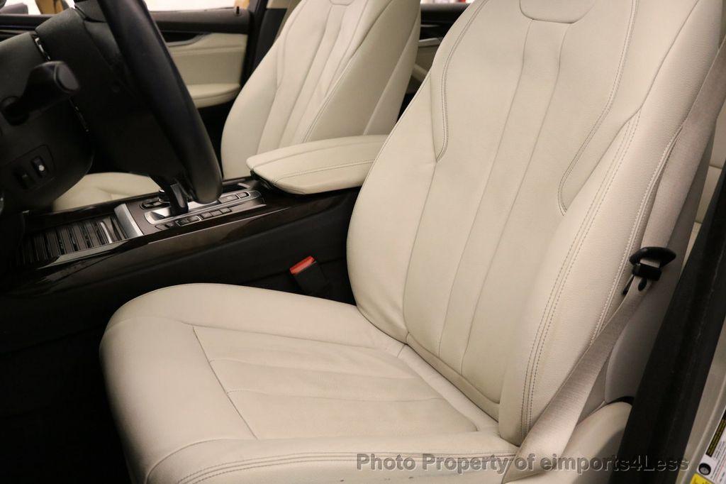 2015 BMW X5 CERTIFIED X5 xDRIVE35i AWD CAMERA NAVIGATION - 17143764 - 21