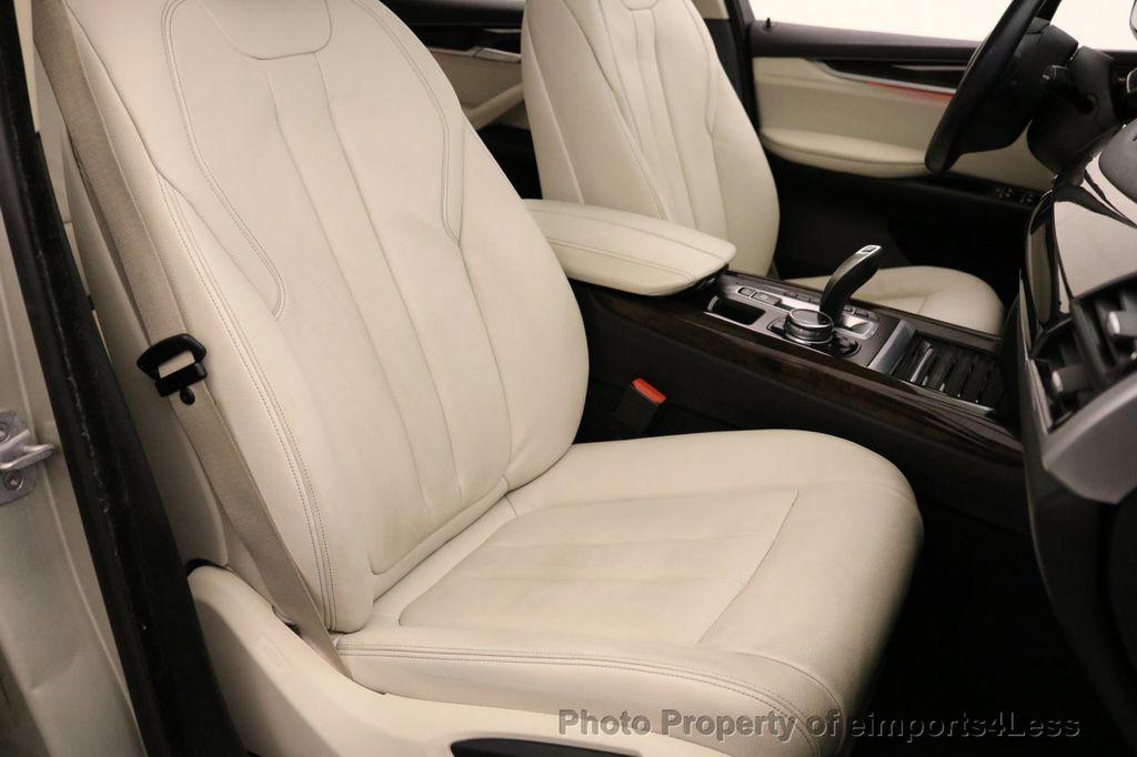2015 BMW X5 CERTIFIED X5 xDRIVE35i AWD CAMERA NAVIGATION - 17143764 - 22