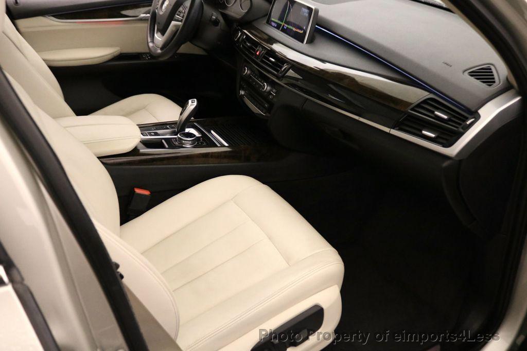 2015 BMW X5 CERTIFIED X5 xDRIVE35i AWD CAMERA NAVIGATION - 17143764 - 24