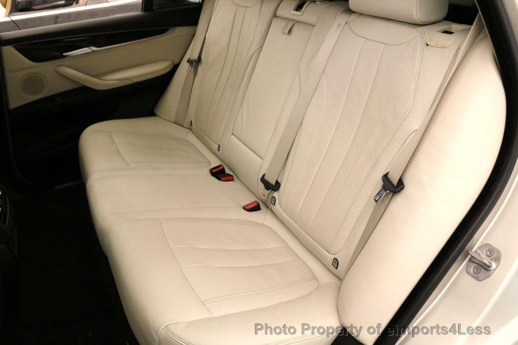 2015 BMW X5 CERTIFIED X5 xDRIVE35i AWD CAMERA NAVIGATION - 17143764 - 25