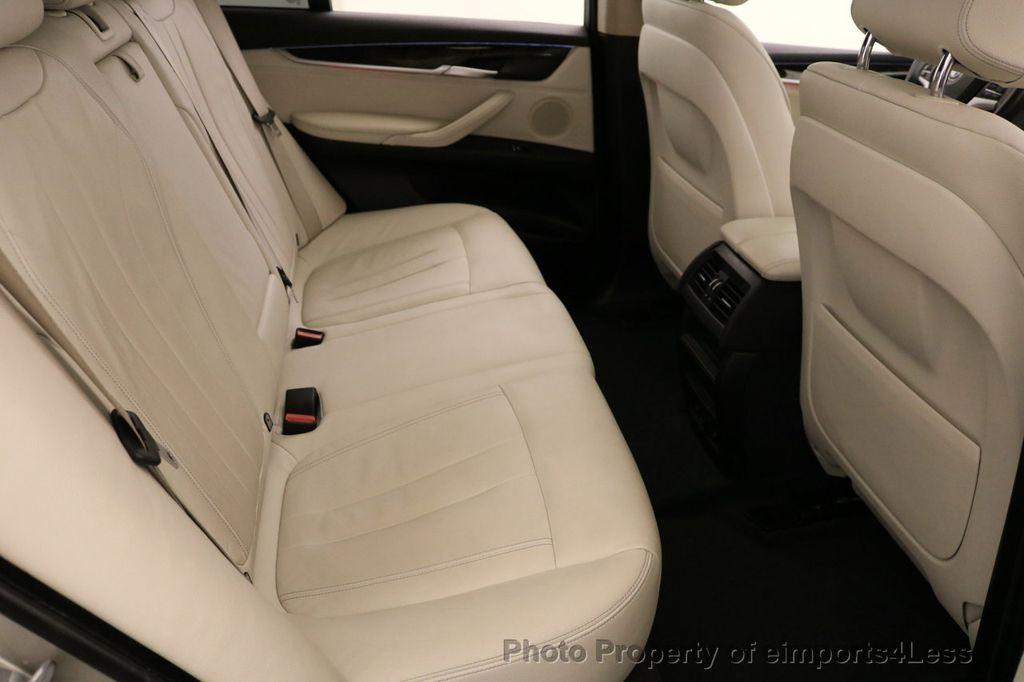 2015 BMW X5 CERTIFIED X5 xDRIVE35i AWD CAMERA NAVIGATION - 17143764 - 26