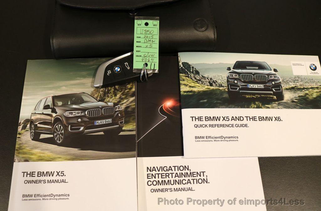 2015 BMW X5 CERTIFIED X5 xDRIVE35i AWD CAMERA NAVIGATION - 17143764 - 27