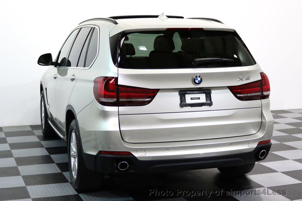 2015 BMW X5 CERTIFIED X5 xDRIVE35i AWD CAMERA NAVIGATION - 17143764 - 32