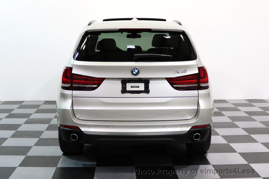 2015 BMW X5 CERTIFIED X5 xDRIVE35i AWD CAMERA NAVIGATION - 17143764 - 33