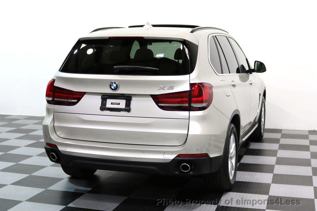 2015 BMW X5 CERTIFIED X5 xDRIVE35i AWD CAMERA NAVIGATION - 17143764 - 34