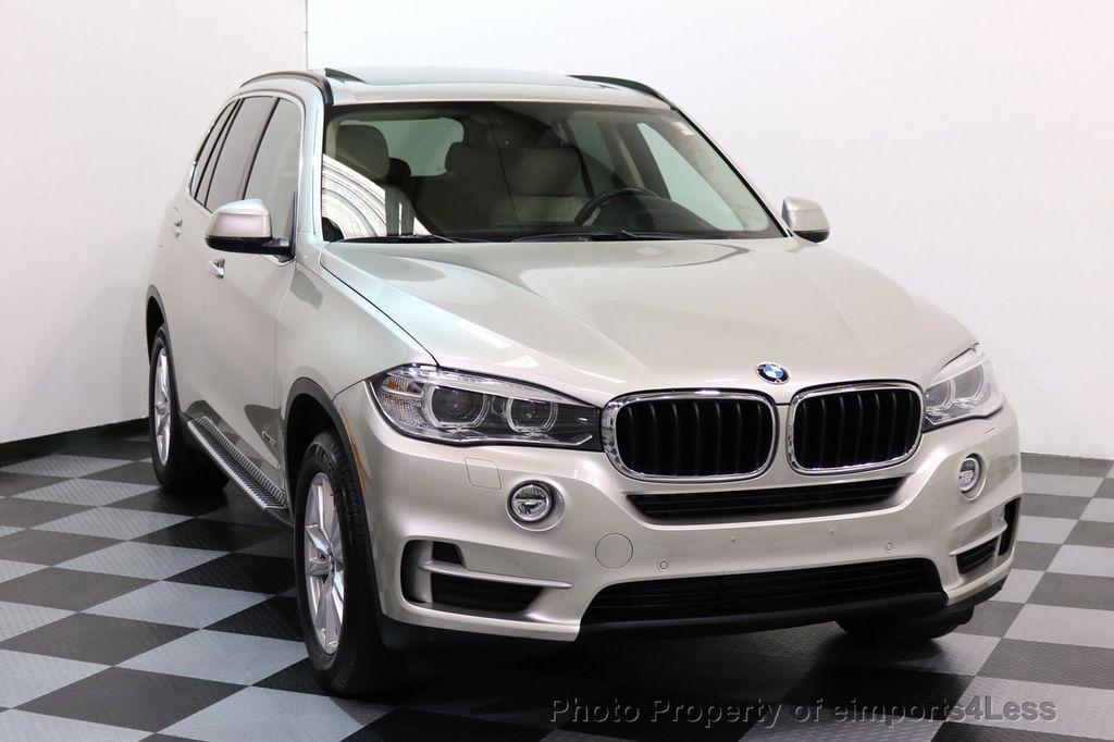 2015 BMW X5 CERTIFIED X5 xDRIVE35i AWD CAMERA NAVIGATION - 17143764 - 38